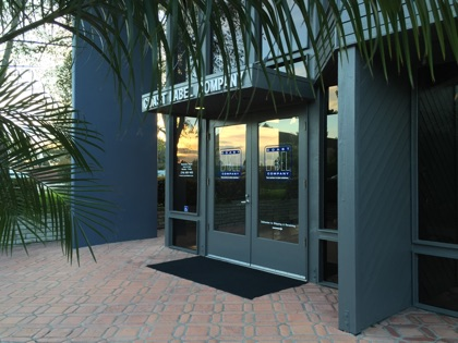 Coast Label Front Door