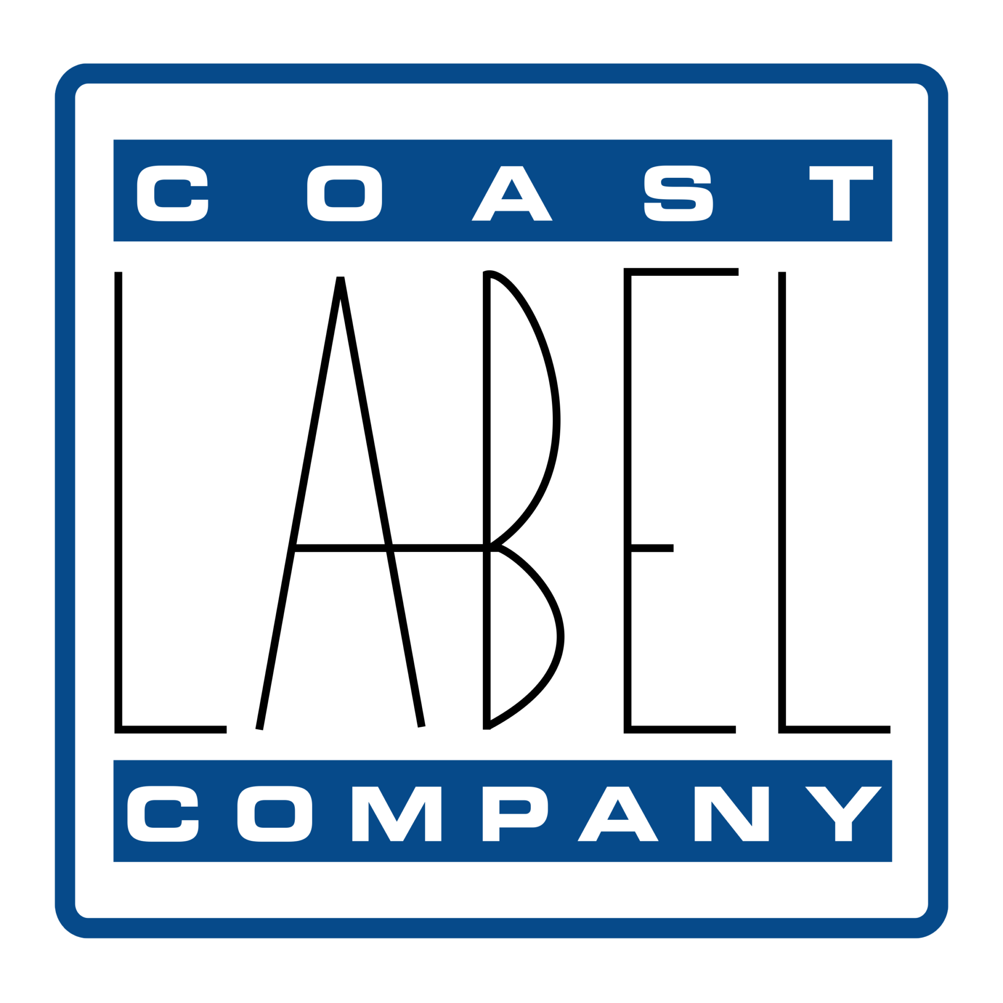 Coast Label Logo